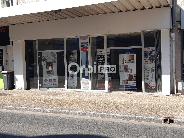 Local commercial à louer 75m2 à Montluçon