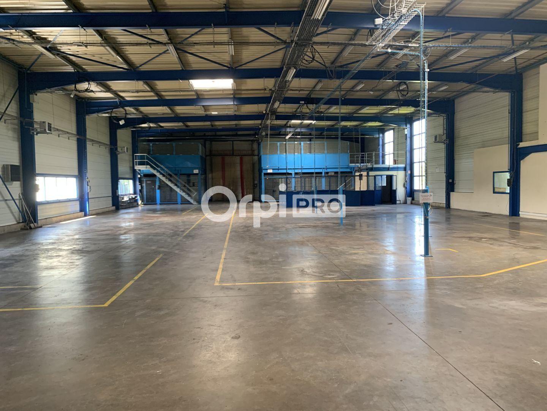 Local d'activité à vendre 2160m2 à Bresles
