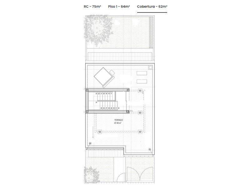 Maison à vendre 4 170m2 à Olhão vignette-9