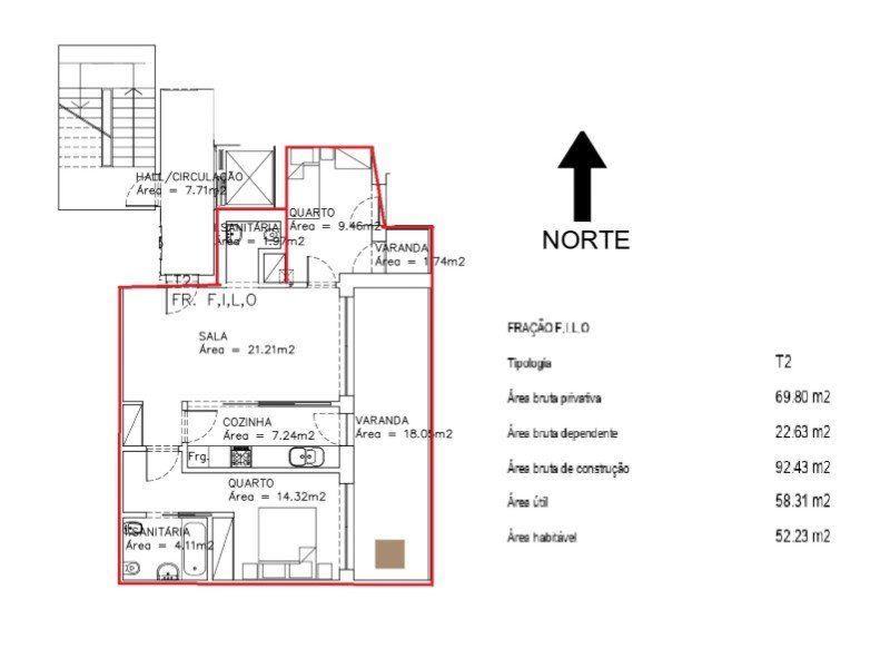 Appartement à vendre 3 9243m2 à  vignette-6