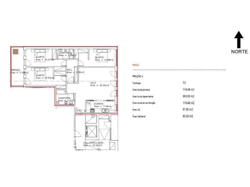Appartement à vendre 4 118.48m2 à  vignette-6