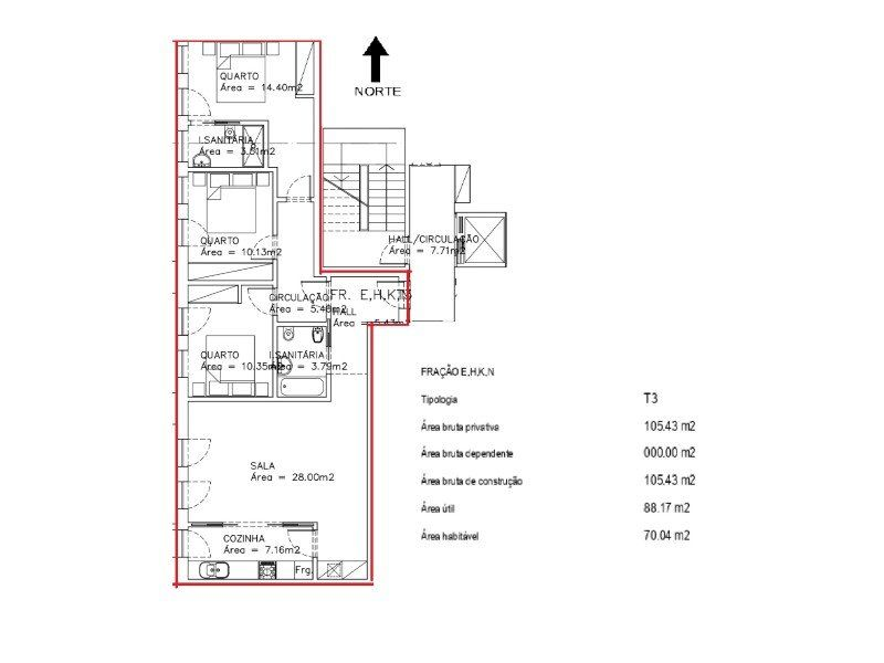 Appartement à vendre 4 105.43m2 à  vignette-6