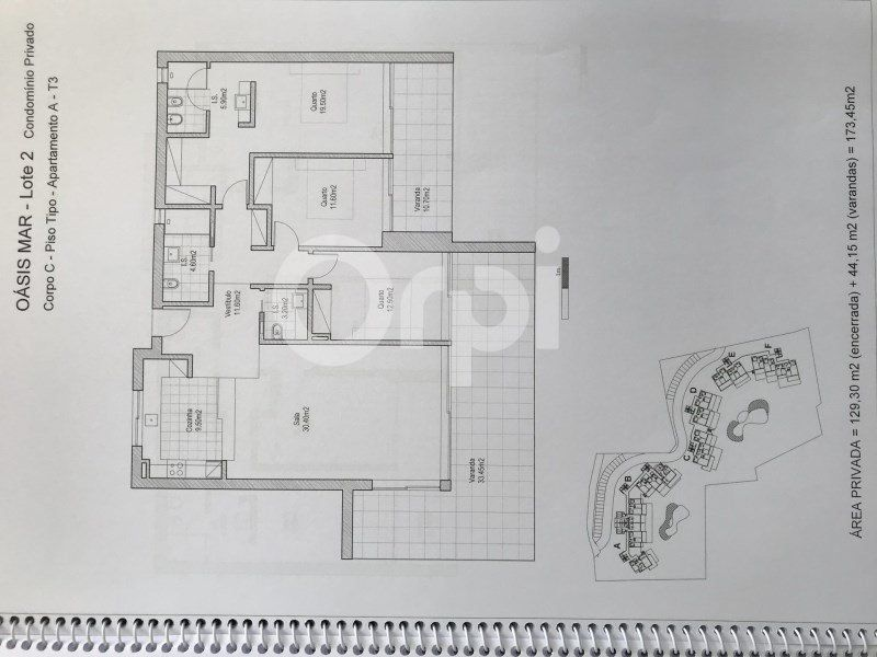 Appartement à vendre 4 173m2 à  vignette-9