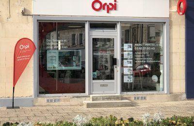 Agence ORPI Méret Immobilier
