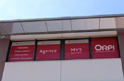Agence MVS Saint Pierre