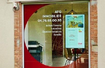 Agence Orpi AFG Immobilier Chirens
