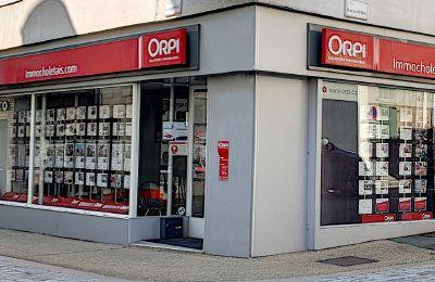 Agence ORPI Immocholetais.com