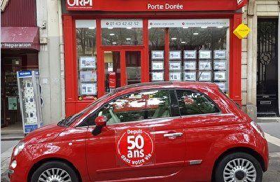 Agence ORPI Porte Dorée