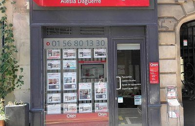 Agence Alésia-Daguerre