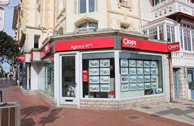 Agence N°1 ORPI  le Touquet