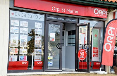 Agence ORPI St Martin