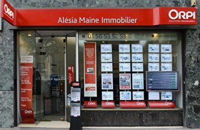 Agence Alésia Maine Immobilier