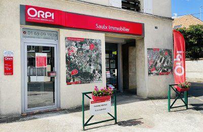 Agence Saulx Immobilier 1986