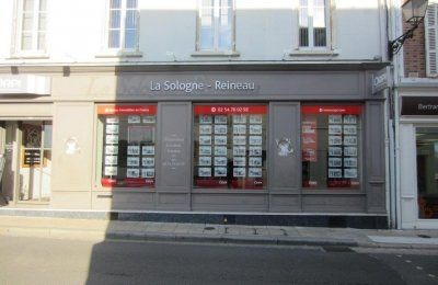 Agence La Sologne Reineau Gestion
