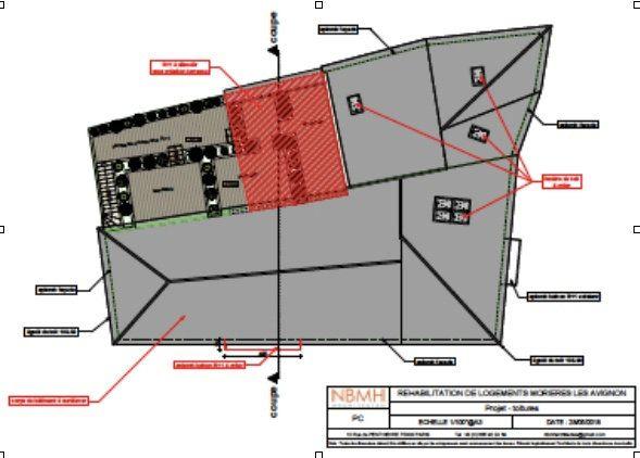 Maison à vendre 758.46m2 à Morières-lès-Avignon