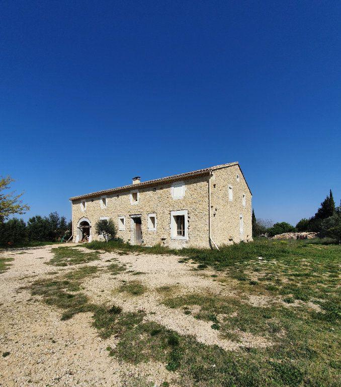 Maison à vendre 6 312m2 à Saint-André-d'Olérargues vignette-1