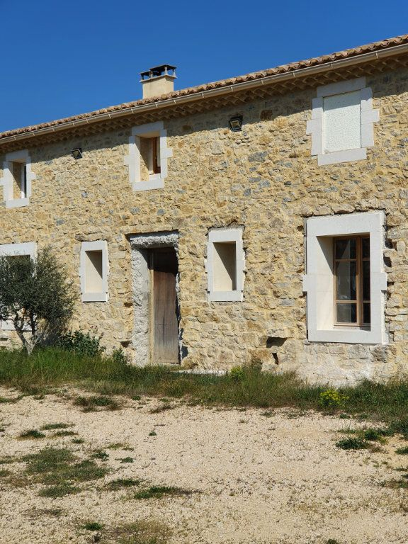 Maison à vendre 6 312m2 à Saint-André-d'Olérargues vignette-2