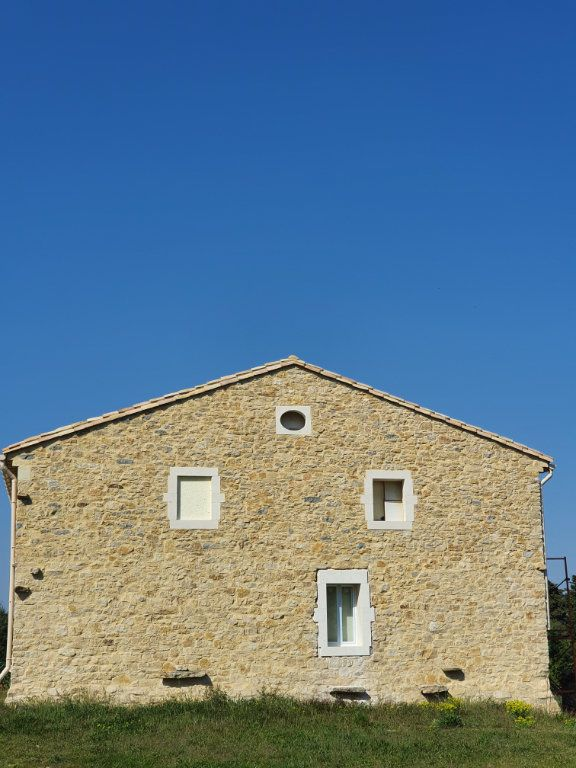 Maison à vendre 6 312m2 à Saint-André-d'Olérargues vignette-3
