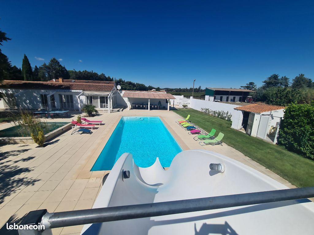 Maison à vendre 9 250m2 à Meynes vignette-2