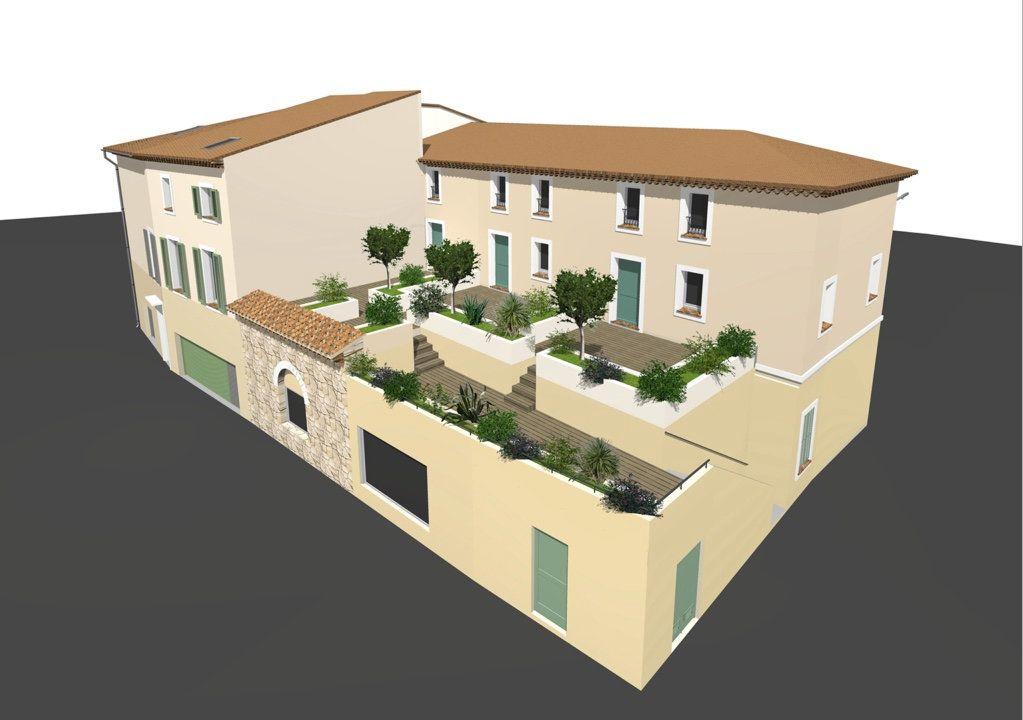 Maison à vendre 12 758.46m2 à Morières-lès-Avignon vignette-2