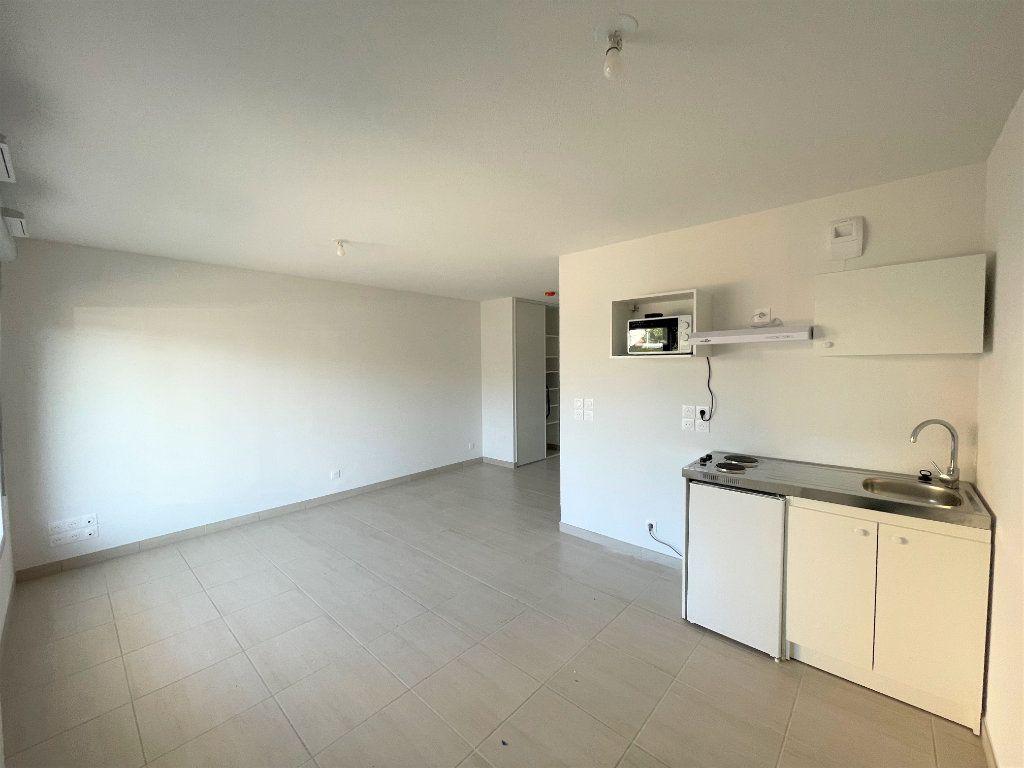 Appartement à louer 1 30.2m2 à Chenôve vignette-2