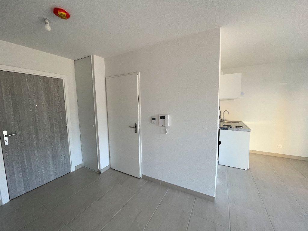 Appartement à louer 1 30.2m2 à Chenôve vignette-3