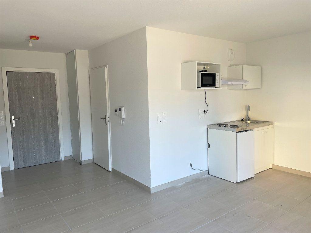 Appartement à louer 1 30.2m2 à Chenôve vignette-6