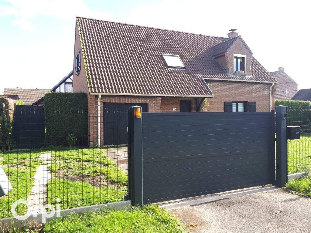 Maison à vendre 6 120.83m2 à Beuvry-la-Forêt vignette-1