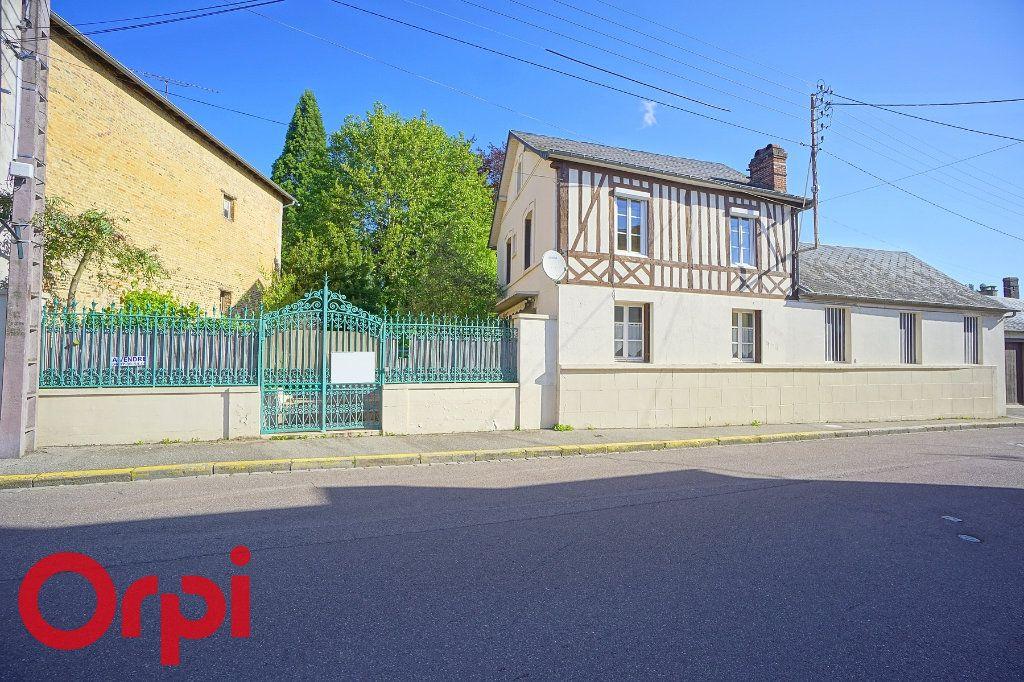 Maison à vendre 5 100m2 à Brionne vignette-2