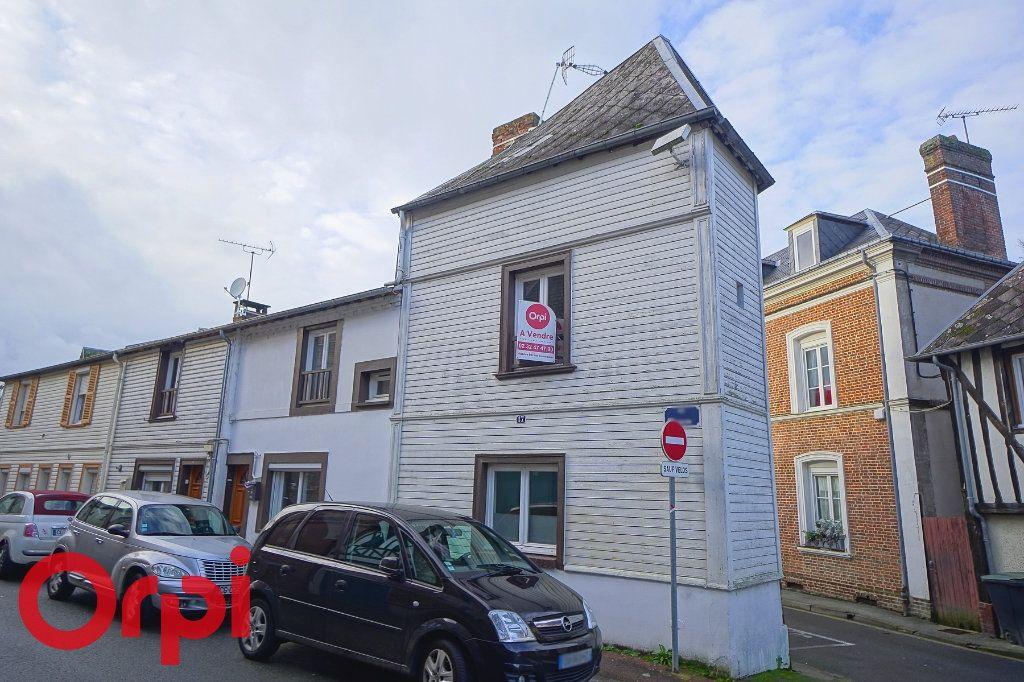 Maison à vendre 4 70m2 à Bernay vignette-1