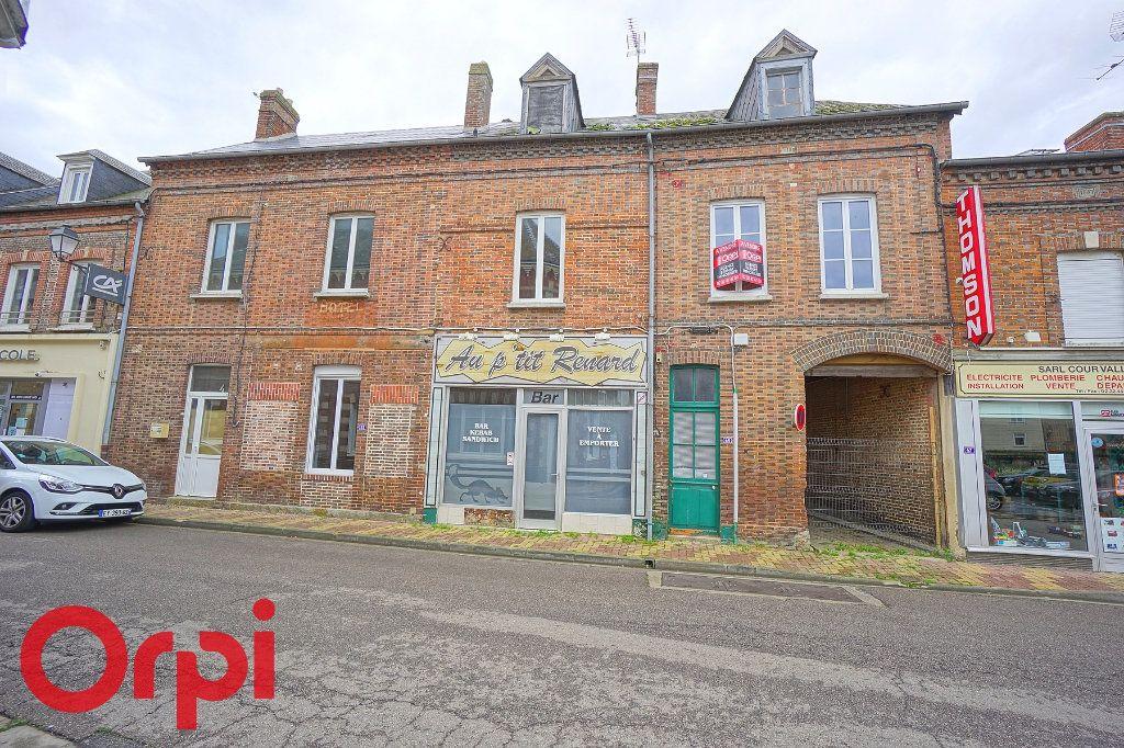 Immeuble à vendre 0 180m2 à La Barre-en-Ouche vignette-1