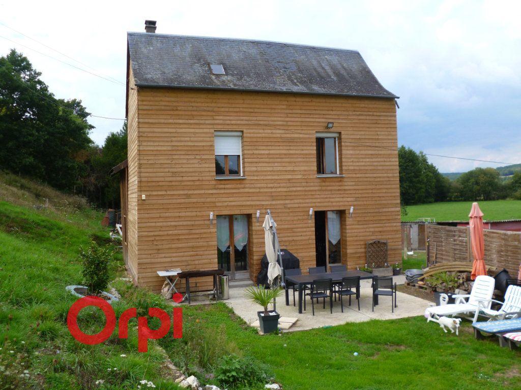 Maison à vendre 5 100m2 à Freneuse-sur-Risle vignette-1