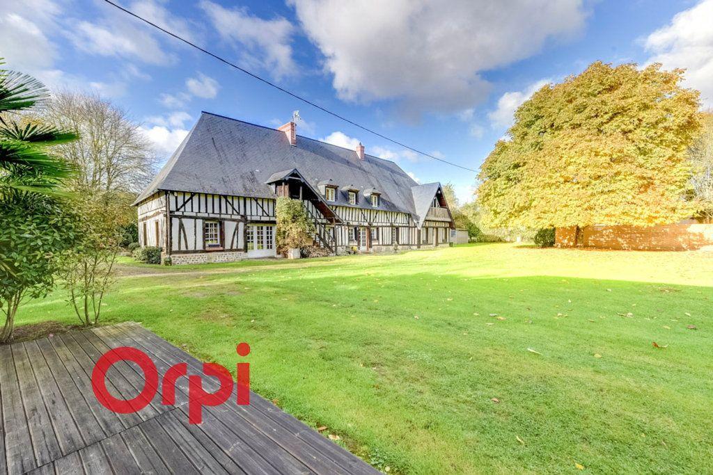 Maison à vendre 10 330m2 à Beaumont-le-Roger vignette-1