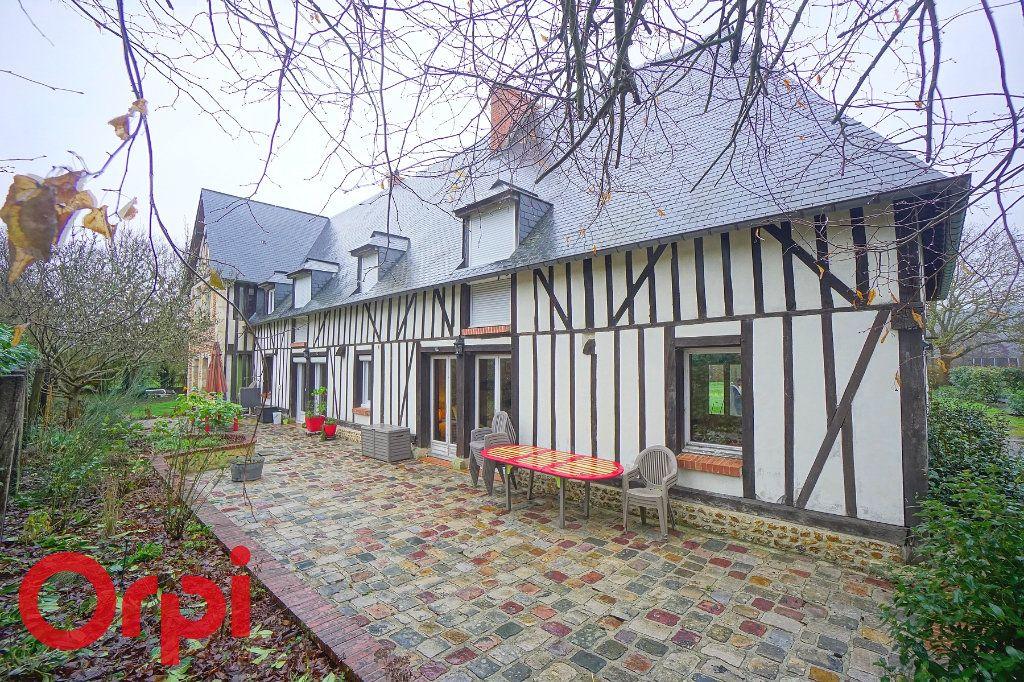 Maison à vendre 10 330m2 à Beaumont-le-Roger vignette-8