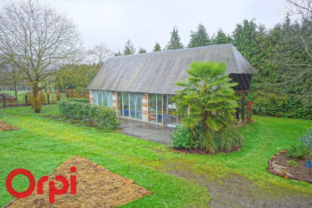 Maison à vendre 10 330m2 à Beaumont-le-Roger vignette-18