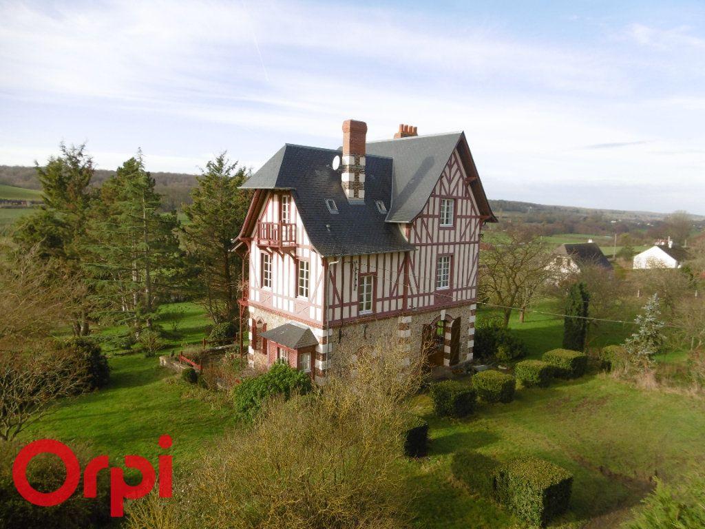 Maison à vendre 7 155m2 à Bernay vignette-1