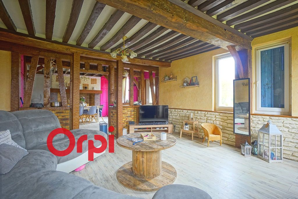 Maison à vendre 3 110m2 à Bernay vignette-10