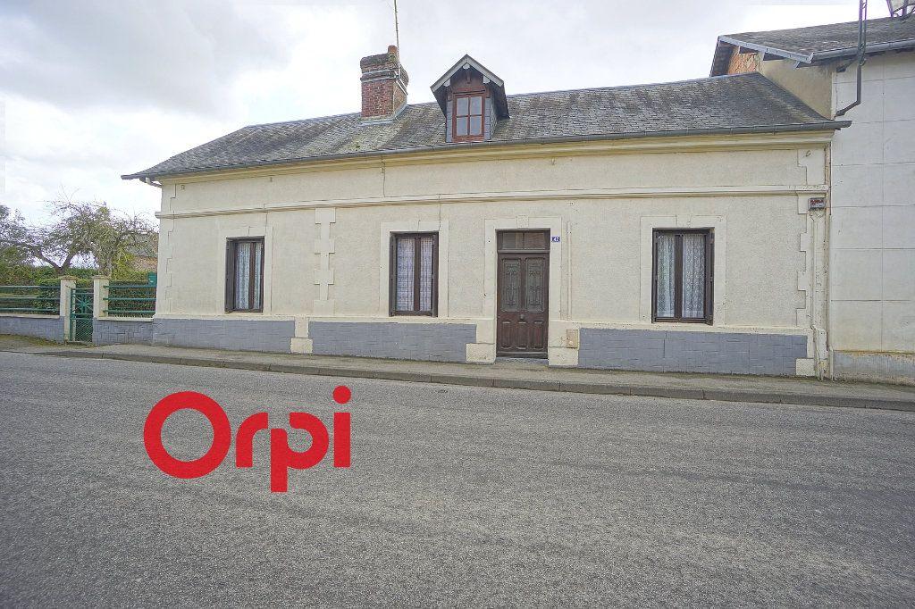 Maison à vendre 3 60m2 à Brionne vignette-1