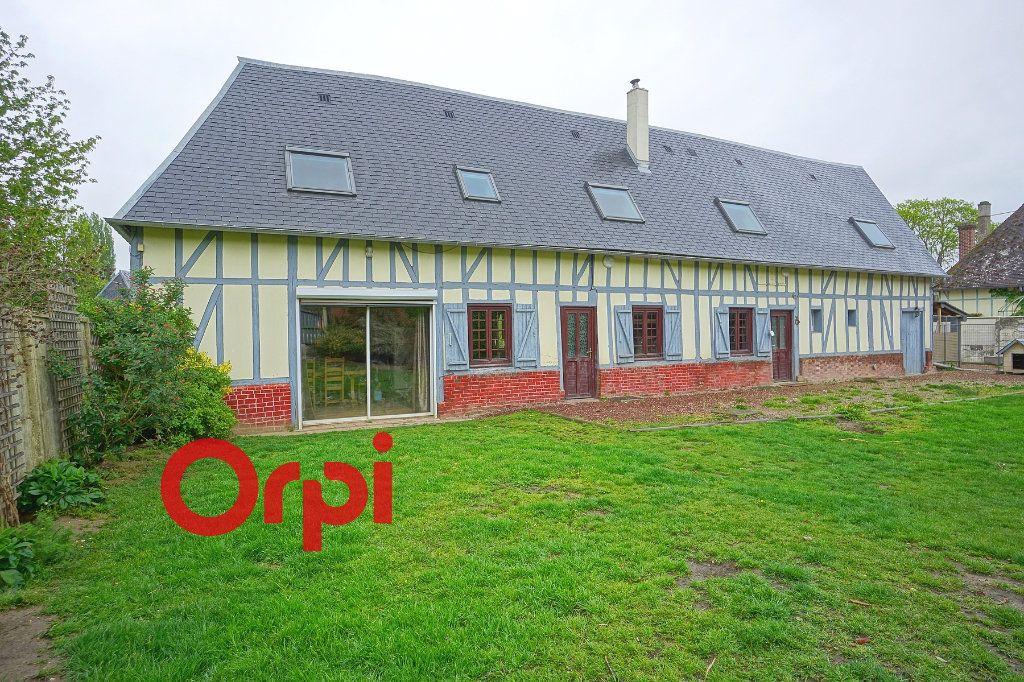 Maison à vendre 5 120m2 à Serquigny vignette-1
