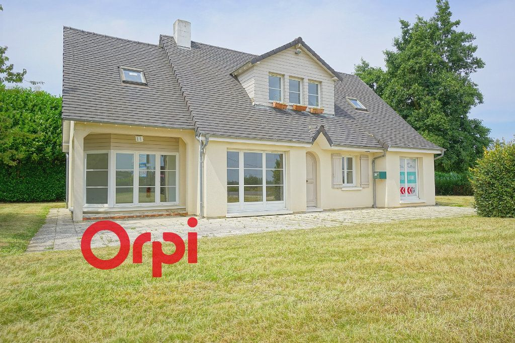 Maison à vendre 8 156m2 à Bernay vignette-1