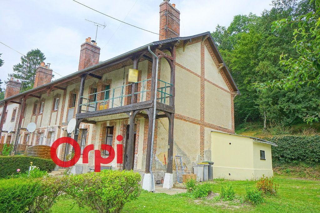 Maison à vendre 6 115m2 à Menneval vignette-1