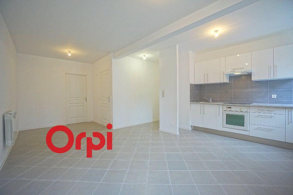 Appartement à louer 2 43.39m2 à Bernay vignette-1