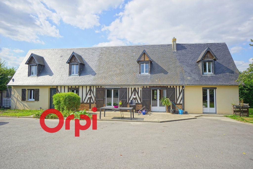 Maison à vendre 6 120m2 à Bernay vignette-12