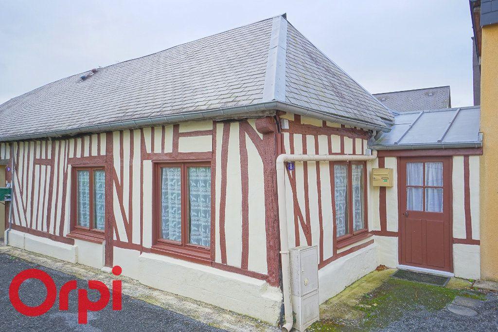 Maison à louer 2 50.28m2 à Thiberville vignette-1