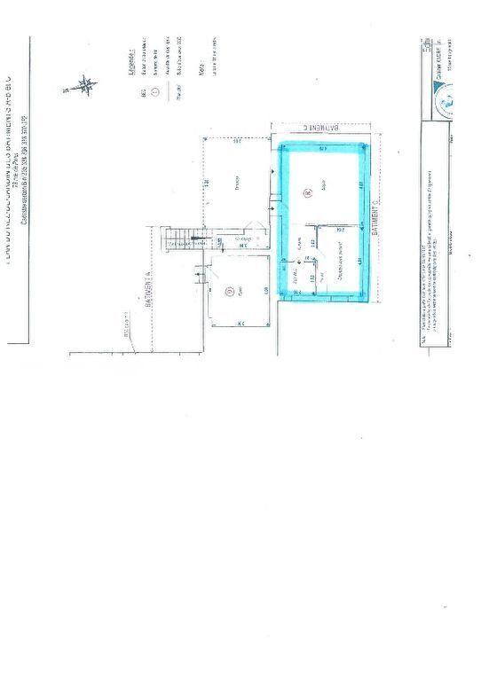 Appartement à vendre 2 40.3m2 à Saint-Martin-Longueau vignette-5