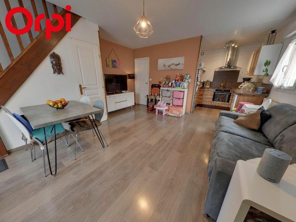 Appartement à vendre 2 42.3m2 à Nanteuil-le-Haudouin vignette-2