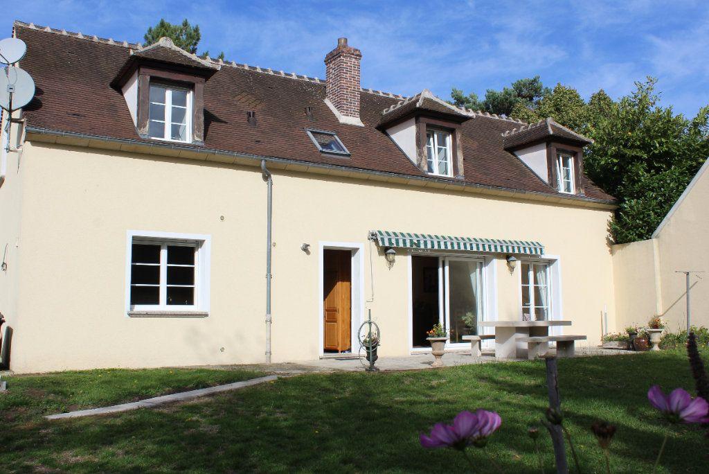 Maison à vendre 6 151m2 à Fleurines vignette-1