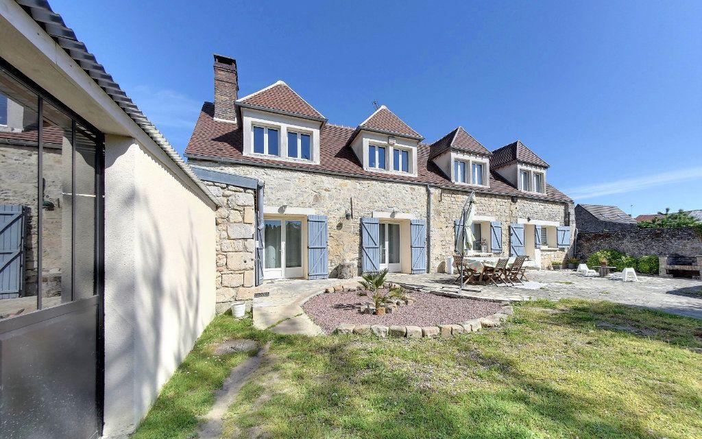 Maison à vendre 7 200m2 à Villeneuve-sur-Verberie vignette-1
