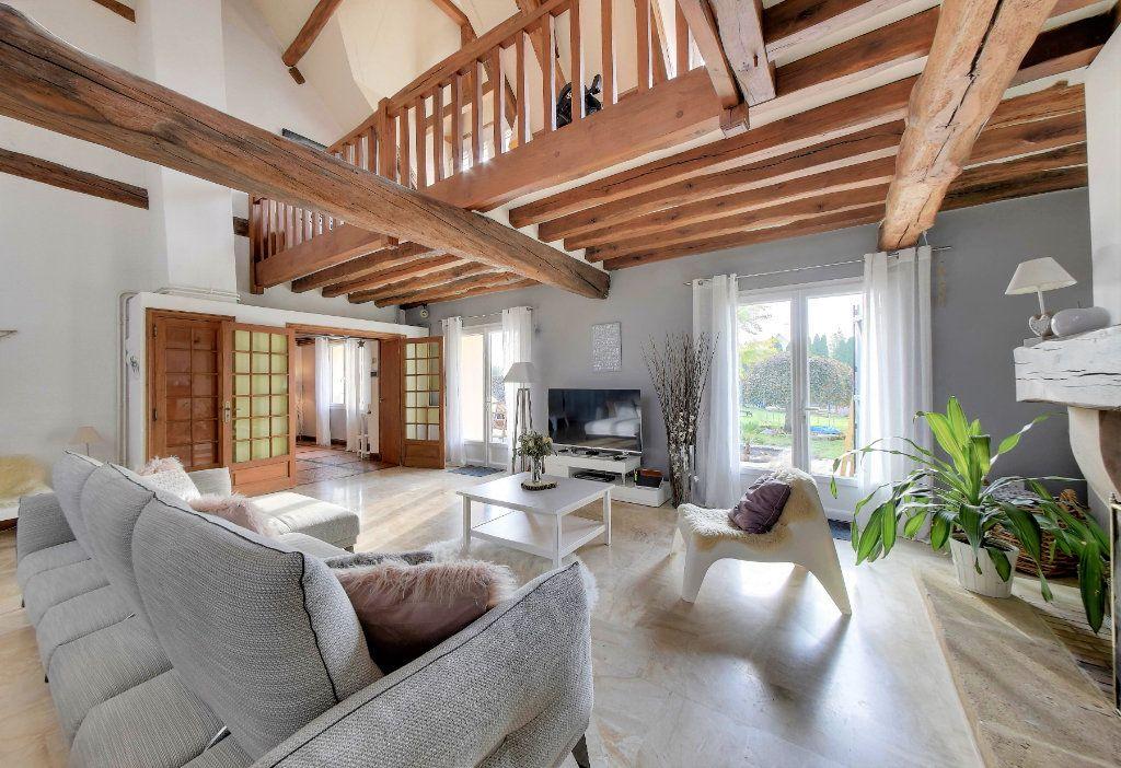 Maison à vendre 7 200m2 à Villeneuve-sur-Verberie vignette-3
