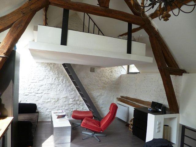 Appartement à louer 1 26.6m2 à Senlis vignette-1